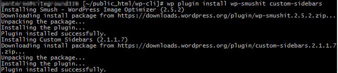 使用 WP-CLI 简化 WordPress 操作流程-WP酷
